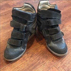 Isabel Marant wedge sneaker 7